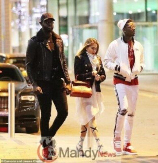 pogba-gf41865672406 Photos: Paul Pogba Steps Out With Beautiful Girlfriend, Maria Salaues