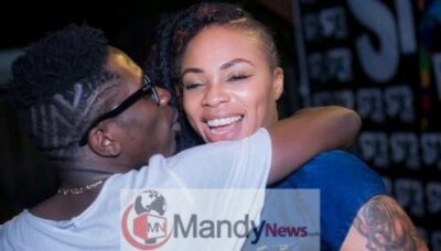 shatta wale michy 1471476071 - Michy Leaks Her Own Nak£d Photo After Breaking Up With Shatta Wale