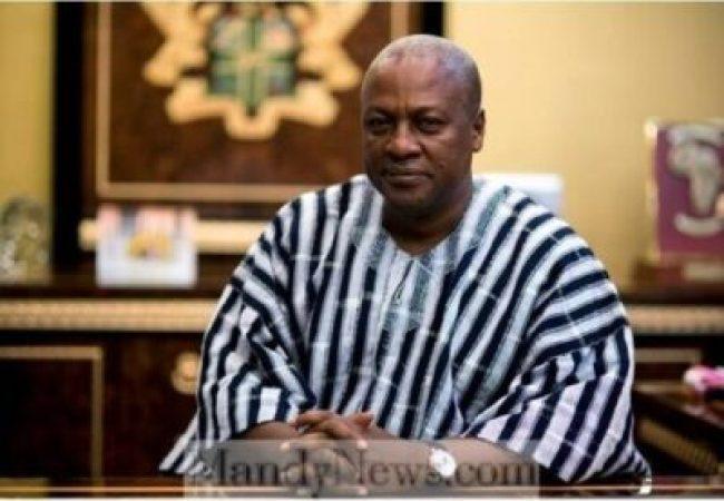 6394908944765_99378919908771847122243 Former Ghanaian's President, John Mahama Welcomes First Grandchild