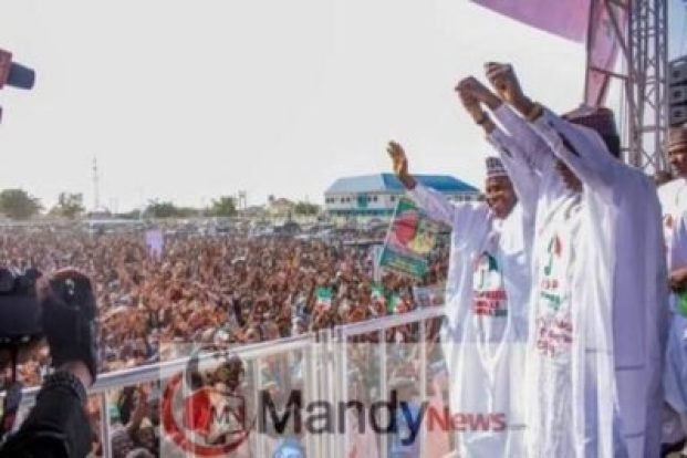 8673502_fbimg1549299037965_jpeg8e9e321f471b6413be173408f6a51146411096090 Pictures From PDP Presidential Campaign Rally In Zamfara State