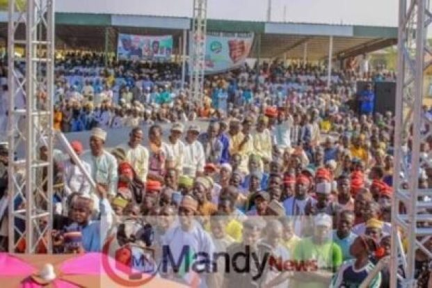 8673515_fbimg1549299063447_jpeg186977a5df5046ee66d22921af03447e36981021 Pictures From PDP Presidential Campaign Rally In Zamfara State