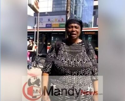 8683073 capture2 jpeg72528766582dfff47d3117d82567eba3145972091 - Nigerian Woman Spotted Begging On The Streets Of Canada (Photos)