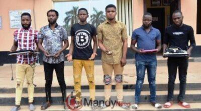 8683509 4827581622071715060002544179557264148922368n jpg9960d7fd1a3592931bf1771219566a321958465239 - EFCC Arrests Seven More Yahoo Boys In Ibadan, Oyo State (Photos)