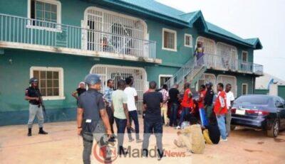 8683510 4838543116346419666358522237626215450017792n jpg24c1692a6165ad019d1214ac739d7d172047091597 - EFCC Arrests Seven More Yahoo Boys In Ibadan, Oyo State (Photos)