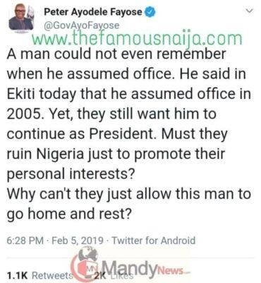 """8684464 img20190205wa0039 jpeg5e244bdc268723484f328bc6ac4d6b2d1829889039 - """"Dementia, Buhari Is Gone"""": Associate Prof. Reacts To PMB's """"2005 Blunder"""" In Ekiti"""