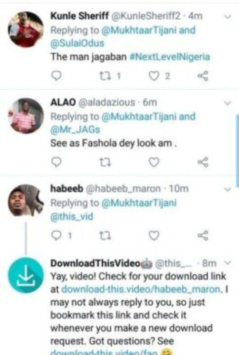 8718613_screenshot20190209142645_jpeg03c54c1999e3ebf3973b142e20811d7d1519451239 Tinubu Dances With Oba Of Lagos As Buhari Flags Off Presidential Campaign