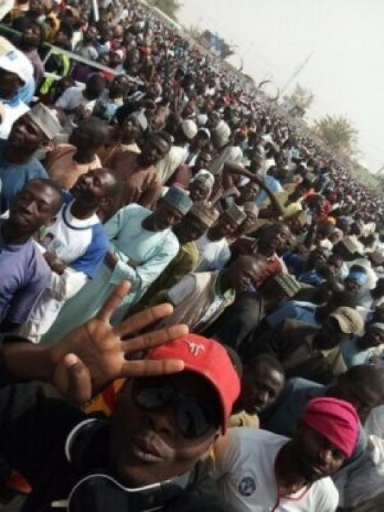 8726693_img20190210151755_jpeg6ce6d5146de3f00951a369abbdef1a9437213820 Video & Pictures As President Buhari Campaigns In Zamfara State