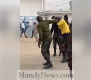 8753969 capture2 jpeg72528766582dfff47d3117d82567eba3 300x265 - Armed Policemen Brutally Beat Road Safety Official Publicly In Kano (Photos)