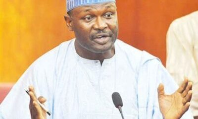 Mahmood Yakubu, the chairman of the Independent National Electoral Commission (INEC)