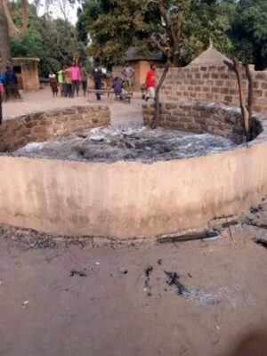 8829477 fbimg1550768692837 jpeg74cd70c9a663f96787697ec2b28feb30 - Fulani Herdsmen Attack A Market In Guma, Benue, Kill 2 (Photos)