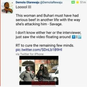 8834808_screenshot20190222101027_jpeg8683edcf5f45ae29407d932324762101-298x300 Nigerian Woman Attacks Buhari's Integrity (Video)