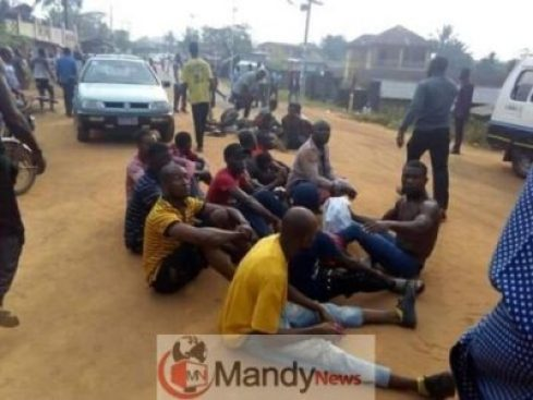 8844899_whatsappimage20190223at10_02_11am489x367_jpeg_jpeg44d39084d9c66ba5684af9e160fdefc0 10 Youths Arrested For Attempt To Snatch Ballot Box In Abia (Photos)