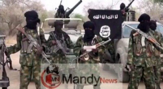 Boko-Haram Boko Haram Chants Alalahu Alkbar, Captures 5 Towns In Adamawa