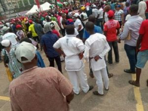 DzNBdHWU0AAgLZ0-300x225 The Momentum Is Gathering Already For Atiku's Lagos Rally (Photos)