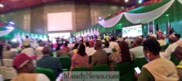 DziavYnXcAAcAI1-1024x456 Elections Postponement: LIVE UPDATES Of INEC's Meeting With Stakeholders