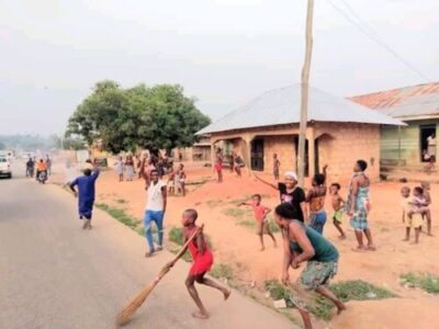FB IMG 15510208498096962 - Ovia Rejoice, As Hon. Dennis Idahosa Wins Omosede Igbenedion (Photos)
