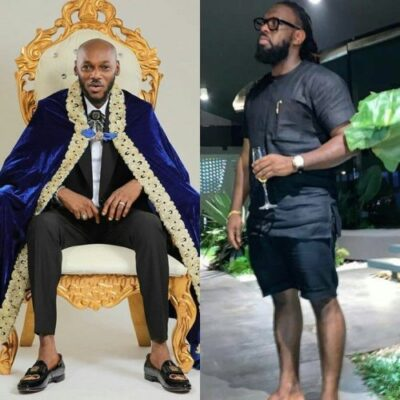 "TIMAYA AND 2 FACE - ""2face Advised Me To Plan My Life Properly"" - Timaya"