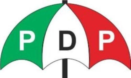 XGltYWdlc1xjb250ZW50XDExMDIwMTk3NTczNl9wZHBsb2dvLmpwZ3w1MDB8MzAwfA Election: Declare Atiku Winner Now - PDP Tells INEC