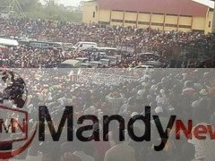 Photos From PDP Presidential Campaign Rally In Benue State