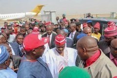dzcidnsw0aaso-l1398055714 Atiku Arrives In Kano For Campaign Rally (photos)