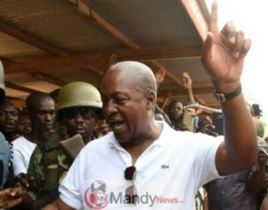 ed7e986f6dfccdba5e1d1a8433e6fad1d4f85eaa 533x418 - Ghana's Ex-president, Mahama Wins Presidential Primaries To Run In 2020 Elections