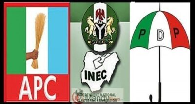 inec11 - Elections: PDP Rejects INEC Results, Insists On Results From Polling Units