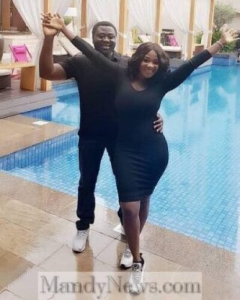Mercy Johnson Gushes About Her Husband, As She Celebrates Him On Valentine's Day