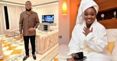 jackie appiah exposed 1 - Jackie Appiah Accused of Sleeping With Hushpuppi (Screenshots)