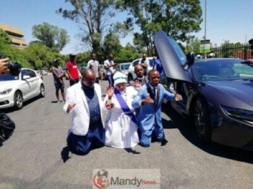 unnamed Watch: Pastor Mboro Calls Alph Lukau 'Fake' In Prayer