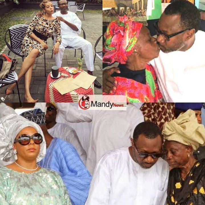 1554052495054 - Femi Otedola Celebrates His Mum And Spouse On Mom's Day (Pictures)