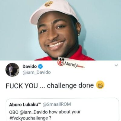 1554060704604 - Between Davido And A Fan Who Requested Him For #FvckYouChallenge