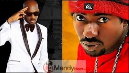 2face-and-Blackface-1 Blackface Fires 2face Idibia In New Track 'War'