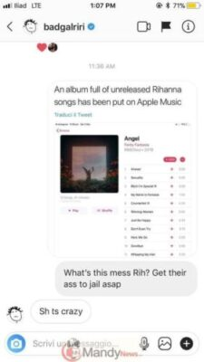 39869 2 - Rihanna Responds After Secret Album Full Of Unreleased Songs Leaks Online