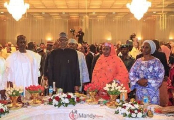 5c7be6fc4e245 See Photos From President Buhari's Election Victory Dinner