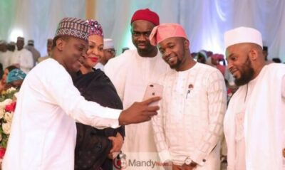 5c7be758a4354 - See Photos From President Buhari's Election Victory Dinner