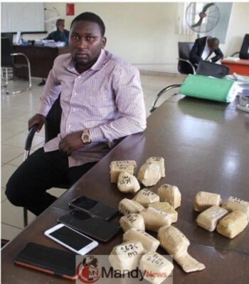 8903175 screenshot20190302062318 jpegf39b8c64a2e886e3b13dfaf93eee56bb - EFCC Arrests Man With 19 Wraps Of Raw Gold In Lagos (Photo)