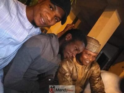 """8934433 fbimg1551903031525 jpegc1c28fbad462b128803dc99a0d7b17e7 - New Photos Of Man Who Drank """"Gutter Water"""" To Celebrate Buhari"""