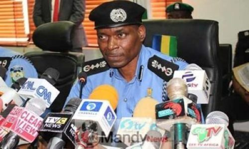 9031448_igpmrmohammedadamu_jpegc51a876e29176d7e54e597412570f259 Supplementary Elections: IGP Deploys 5 DIGs, Three AIGs, 15 CPs