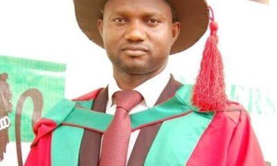 Dr Nnamdi Ogueche, a senior lecturer at Nnamdi Azikiwe University, Awka