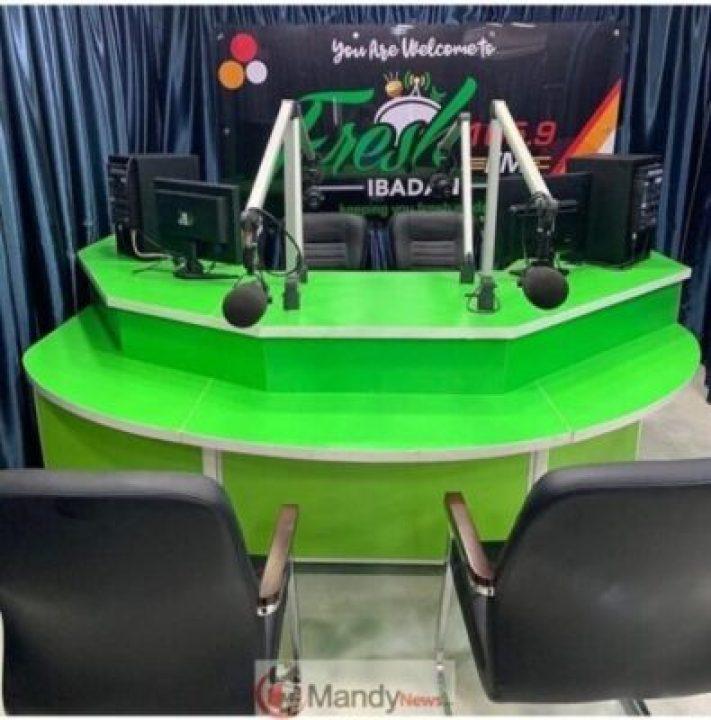 9039467_screenshot20190323210850_jpeg4338308d788718b3931278c1dfb0e867 Yinka Ayefele Exhibits Off Inside Of His Newly Constructed Recent FM Studio