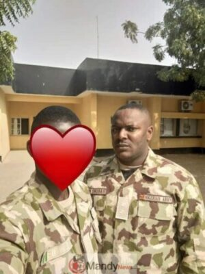 9043457 fbimg1553433916147 jpeg87424b357ab538ac695cd07daa5cfe13 - Boko Haram Kills Nigerian Soldier Years After Killing His Brother In Borno (Pictures)