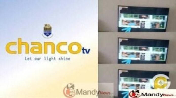 Chanco TV 696x387 - Public Angry After A Local Television Mistakenly Showed P0rn