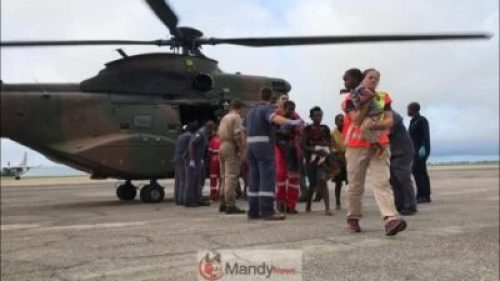 D2GkVmFXcAEWX8F About 3 Million People Affected By Cyclone Idai In Mozambique – UN (Photos)