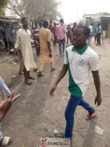D2VJldcWwAImsS8 PDP Agents Attacked In Kano Rerun Elections (Photos)