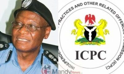 Ex-IGP Ehindero and ICPC