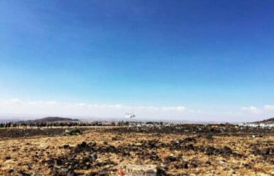 IMG 20190310 210858 769 - Crash site Of Ethiopian Airlines That Killed 157 People (Photos)