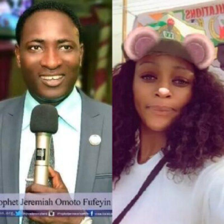 InShot_20190331_210242760 Stephanie, The Girl Who Filmed Success Will get N2M Money From Prophet Jeremiah
