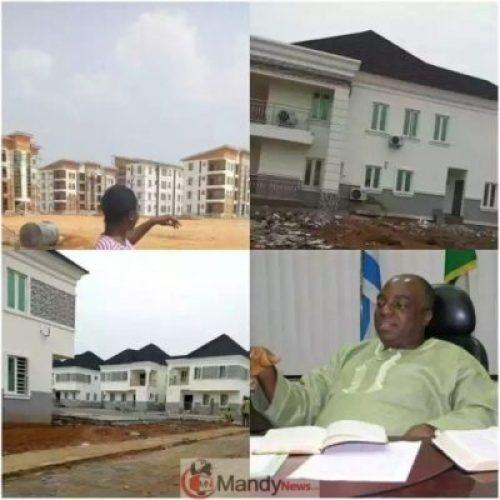 Pastor-Oyedepo-Finally-Opens-His-Mega-Real-Estate-Housing-Project Pastor Oyedepo Opens His Mega Real Estate Housing Project (Photos)