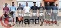 SANGO EFCC Nabs Eight Suspected Internet Fraudsters