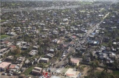 Screenshot 1 5 - About 3 Million People Affected By Cyclone Idai In Mozambique – UN (Photos)